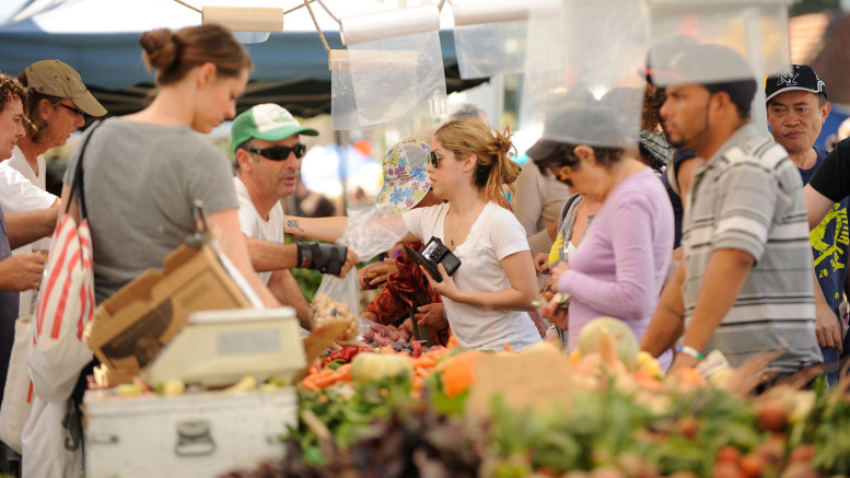 The Downtown Santa Monica Farmers' Market