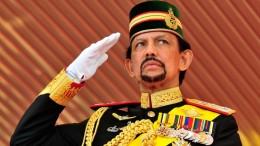 Sultain of Brunei