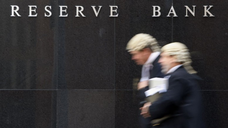 The Reseve Bank moved a bit faster than the markets expected. (AP Photo / Mark Baker)