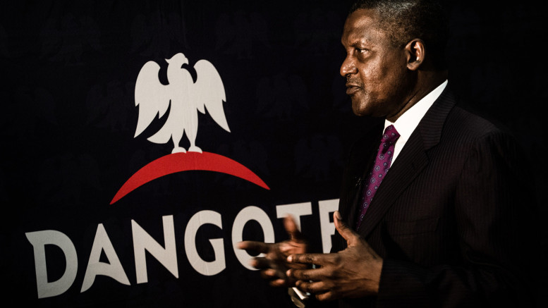 Dangote Cement Drags Market into N6bn Loss