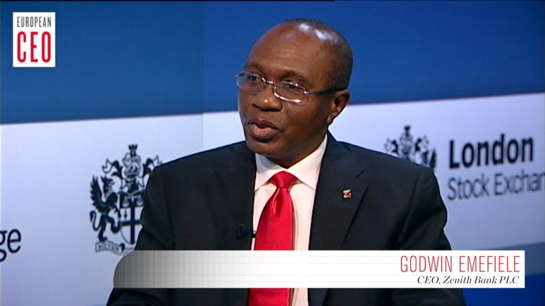 Godwin Emefiele on banking