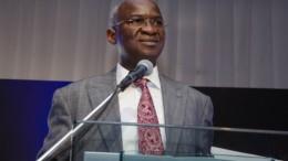 Minister of Power, Works and Housing, Mr Babatunde Fashola