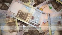 Nigeria 1000 naira notes