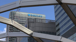 Barclays was the first to be fined over Libor with a record 290 million-pound ($482 million) penalty by U.S. and U.K. regulators in June 2012. Photographer: Chris Ratcliffe