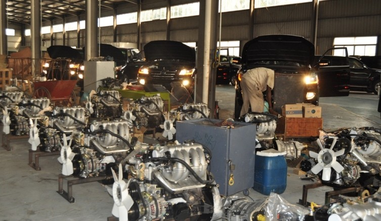 Buses manufactured at INNOSON