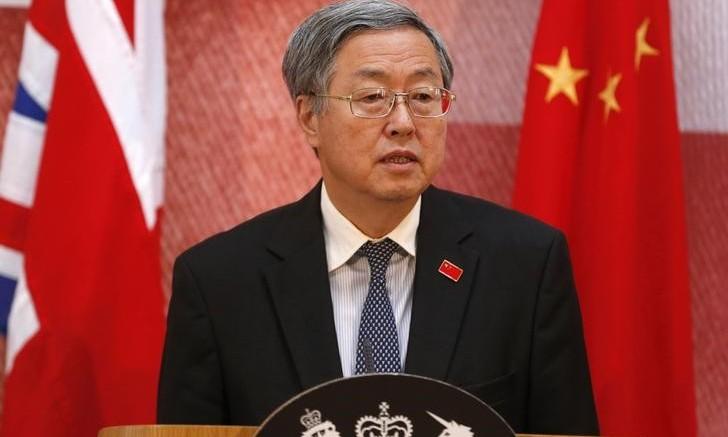 People's Bank of China Governor Zhou Xiaochuan. REUTERS/Sang Tan/Pool