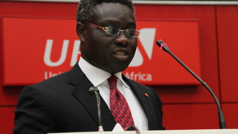 Group Managing Director/CEO of UBA, Phillips Oduoza
