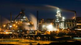 Tata Steel Ltd.'s Port Talbot Steel Plant