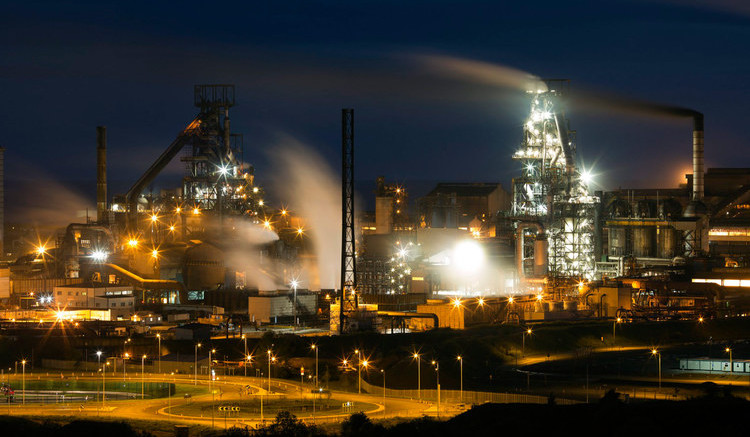 Tata Steel Ltd.'s Port Talbot Steel Plant
