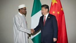 China Nigeria