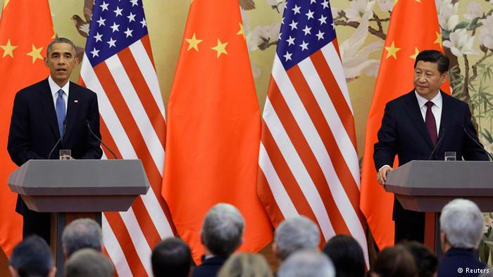 China, will respond with strength