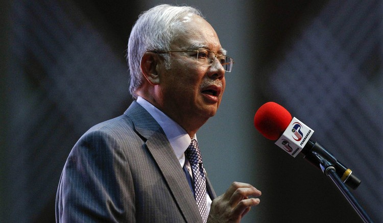 Malaysian Prime Minister Najib Razak. Photographer: Joshua Paul/AP Photo