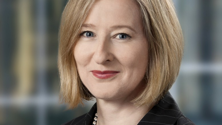 Bank of Canada Deputy Governor Carolyn Wilkins