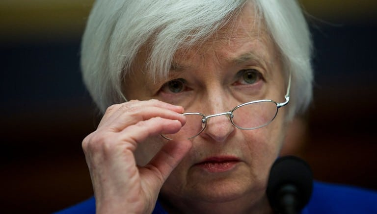 Janet L. Yellen. Credit Drew Angerer for The New York Times