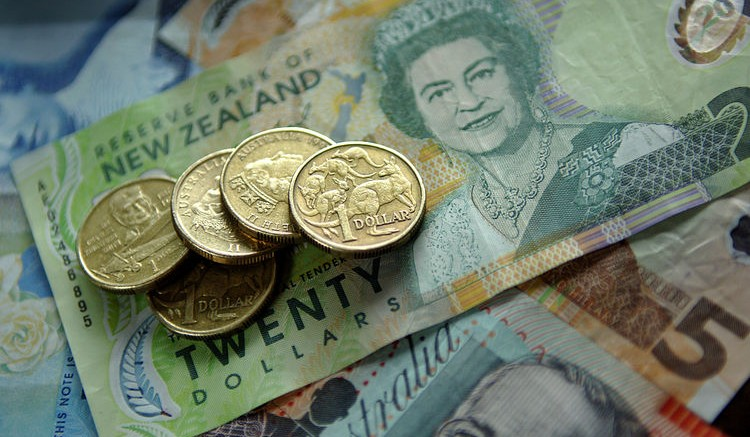 Australian and New Zealand Dollar