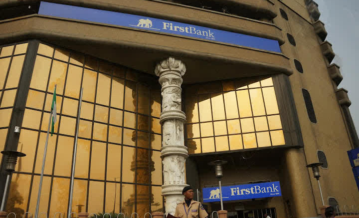 First Bank Nigeria Plc