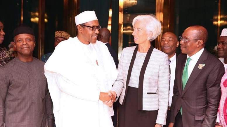 IMF cuts Nigeria's 2016 Economic Growth To -1
