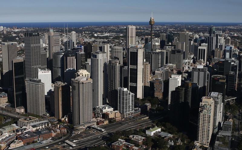 National Australia Bank business survey for October