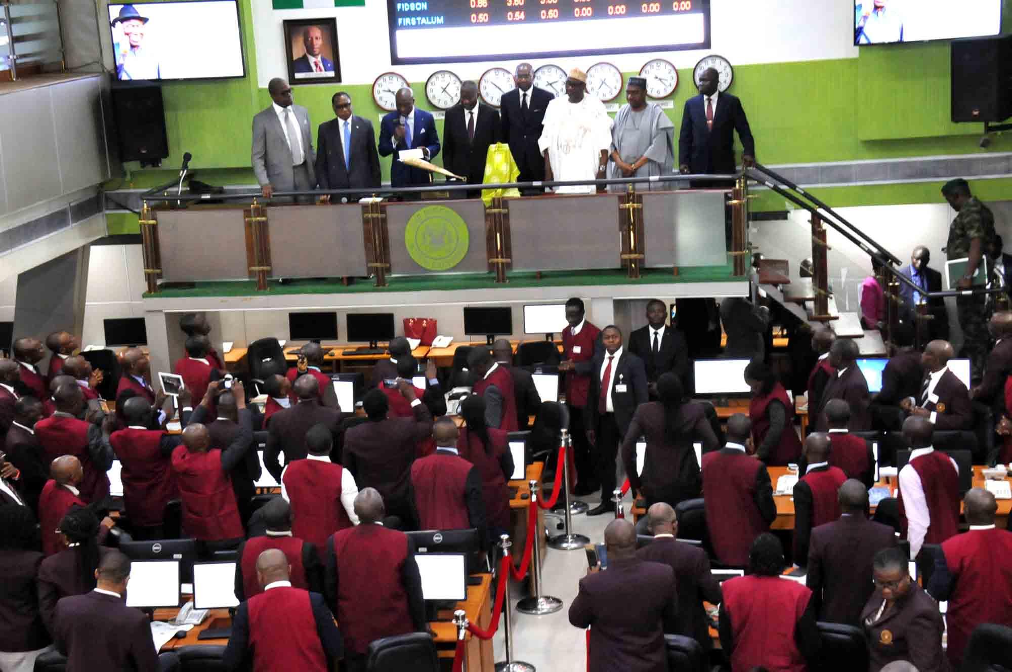 nigerian stock exchange market