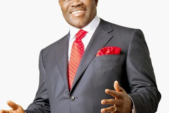 Obong Godswill Obot Akpabio