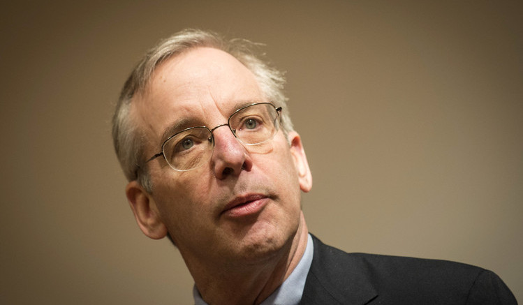New York Federal Reserve Bank President William Dudley