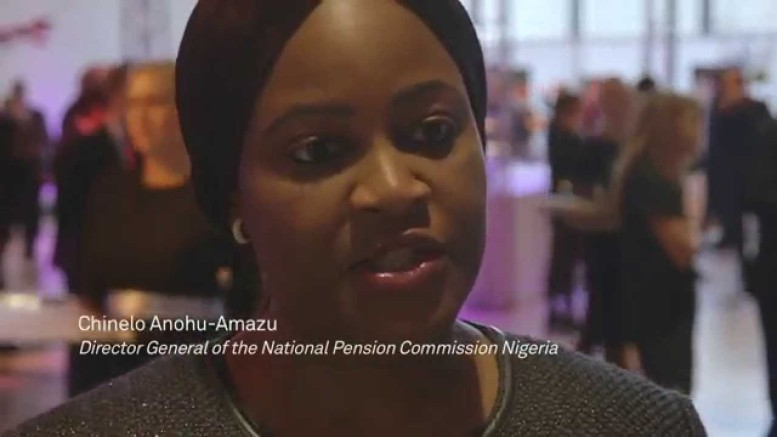 the Director General, National Pension Commission (PenCom), Mrs