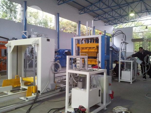 New block making technology debuts in Nigeria