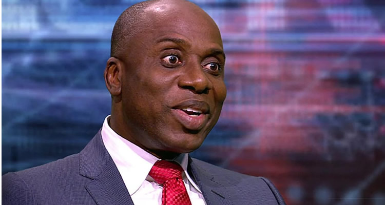 Minister of Transportation, Hon Rotimi Amaechi