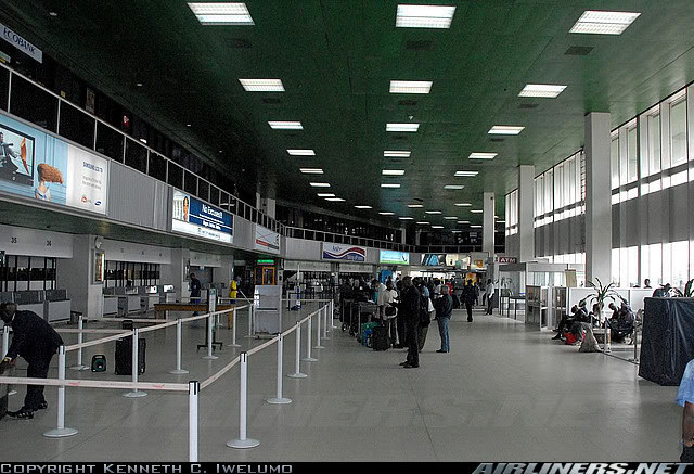 Murtala Muhammed International Airport, Lagos - Nigeria (MMIA)
