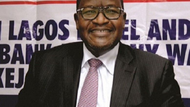 Executive Vice Chairman, Nigerian Communications Commission, Prof. Umar Danbatta