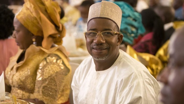 Former Minister of the Federal Capital Territory, Senator Bala Mohammed.