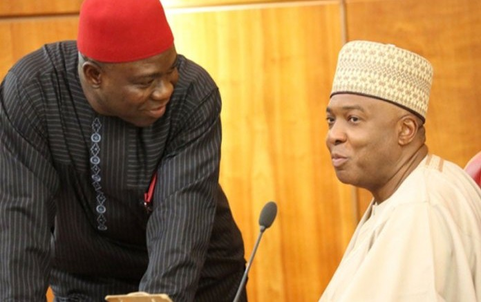 Saraki and Ike Ekweremadu