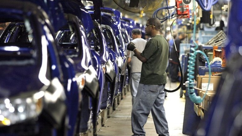U.S. Factory Activity Rises to 6-Year High in August