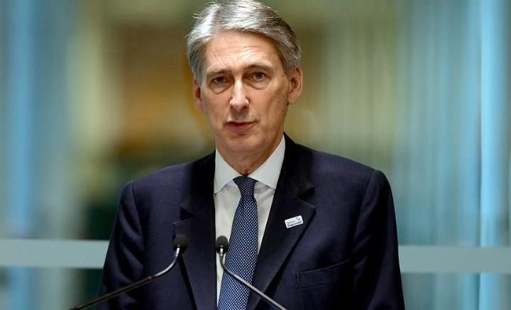 Exchequer Philip Hammond