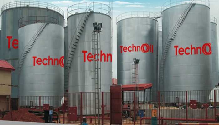 techno oil