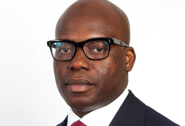 Group Chief Executive of Oando PLC, Mr. Wale Tinubu