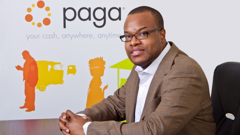 Paga Co-Founder and Director of Business Development, Jay Alabraba