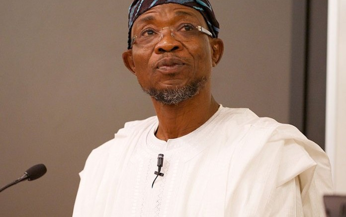Governor of Osun State, Rauf Aregbesola
