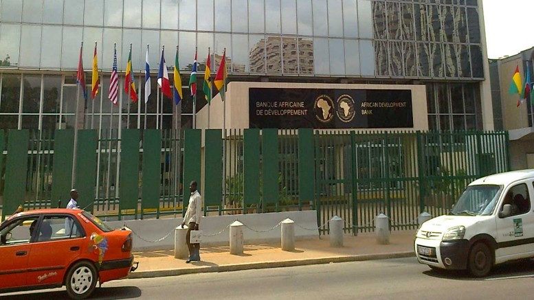 African Development Headquarter, Abidjan, Ivory Coast.