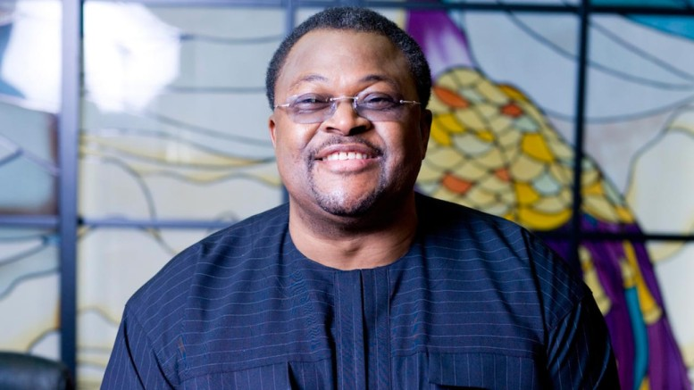 Mike Adenuga Chairman of Globacom