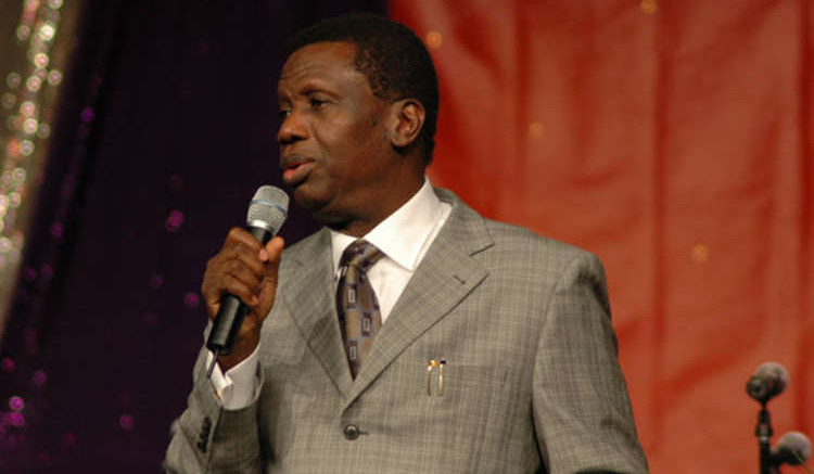 Pastor Enoch Adeboye, General Overseer, Redeemed Christian Church of God