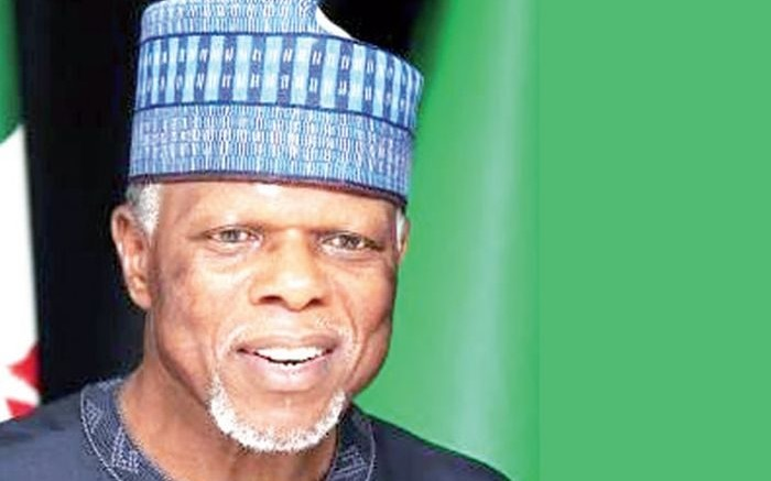 The Comptroller General of Nigeria Customs Service, Col. Hameed Ali (retd.)
