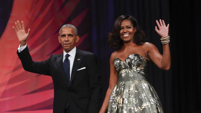 Penguin Random House Announces Book Deal With The Obamas