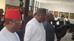 Igbo Governors Meet With Ohanaeze Ndigbo, Discuss South-East Future