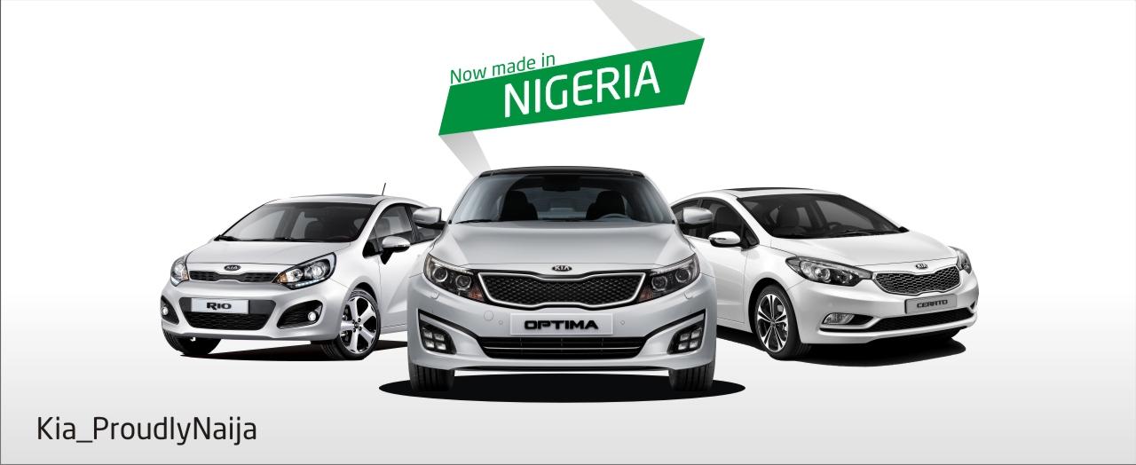 Kia Motors Nigeria Unveils 2018 Kia Sportage