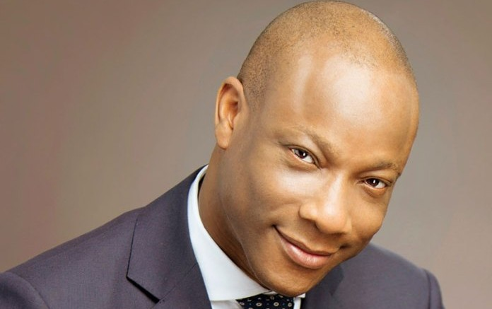 Managing Director/CEO of Guaranty Trust Bank Plc, Mr. Segun Agbaje