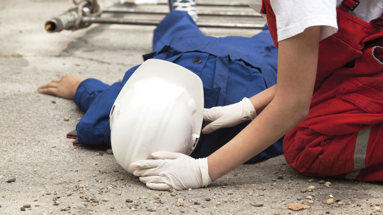 occupational accident