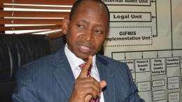 Accountant-General, Mr Ahmed Idris