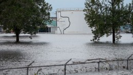 Arkema SA of France said its plant in Crosby, Texas damaged by Hurricane Harvey has suffered explosions after a major flood knocked out power supplies, needed to refrigerate volatile chemicals.