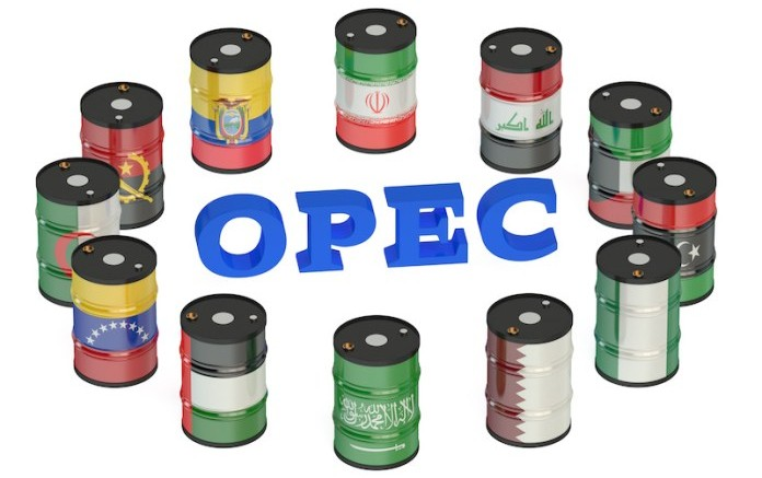 OPEC meetings concept
